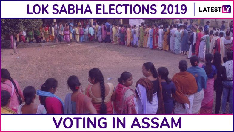 Assam Lok Sabha Elections 2019: Phase I Polling Concludes, Over 68 Percent Voters Exercise Franchise