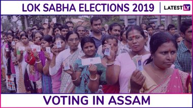 Assam Lok Sabha Elections 2019: Phase 2 Voting Ends for 5 Parliamentary Constituencies, 73.32% Turnout Recorded