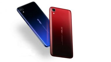 Asus Zenfone Live L2 Entry-Level Smartphone Unveiled; Gets Bigger 5.5-inch HD Display & New Gradient Colours