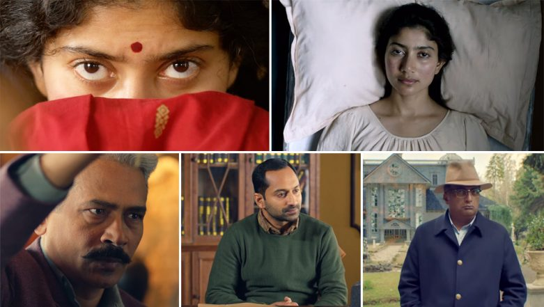 Athiran Trailer: Fahadh Faasil and Sai Pallavi's Spooky Drama is Giving Us 'Get Out' and 'The Shining' Vibes - Watch Video