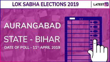 Aurangabad Lok Sabha Constituency Election Results 2019 in Bihar: Sushil Kumar Singh of BJP Wins The Seat