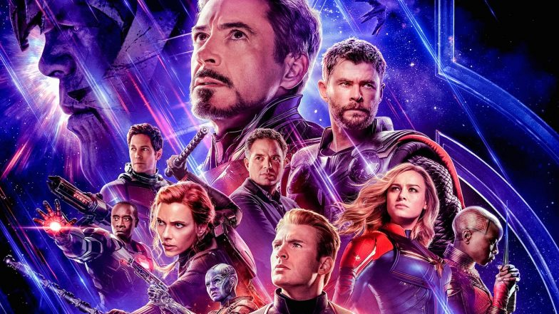 'Avengers: Endgame' Box Office: The Marvel Superhero Movie to Mint Over Rs 200 Crore in Its First Weekend, Say Experts