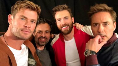 Chris Evans AKA Captain America Confessed He Cried the Most During the Wrap of Avengers: Endgame