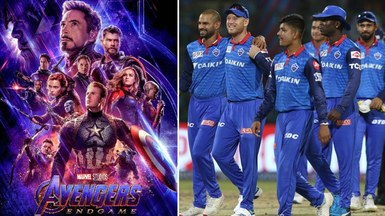 Delhi Capitals Share Avengers Endgame-Inspired Poster After Making To IPL 2019 Playoffs With a Win Over RCB! View Pic