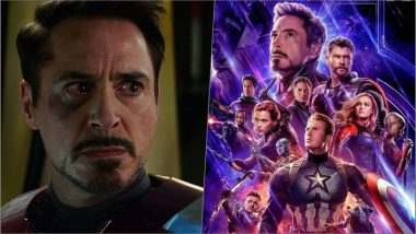 Avengers: Endgame Full Movie Leaked Online on TamilRockers and ThePirateBay! Robert Downey Jr Tweets, 'Keep Those Spoilers to Yourself'