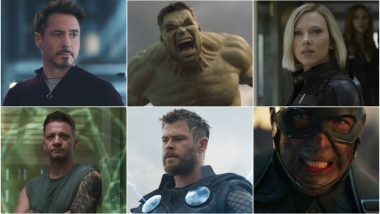 Avengers Endgame Box Office Collection Day 8: The Marvel Movie Holds Up Well on Second Friday, Set to Surpass the Rs 300 Crore Mark in India