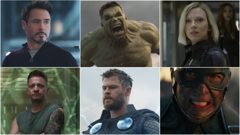 Avengers Endgame Superheroes Death List: Names of Characters Who Died and Who Survived the War Against Thanos (Major Spoilers)