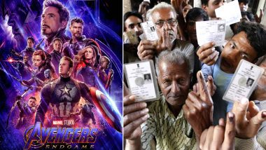 Avengers: Endgame Inspires PIB Tweet on Appeal to People to Vote This Lok Sabha Elections 2019
