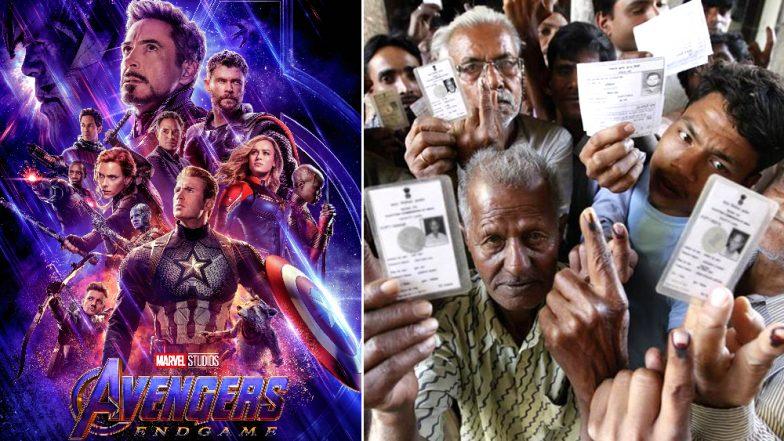 Avengers: Endgame Inspires PIB Tweet on Appeal to People to Vote This Lok Sabha Elections 2019