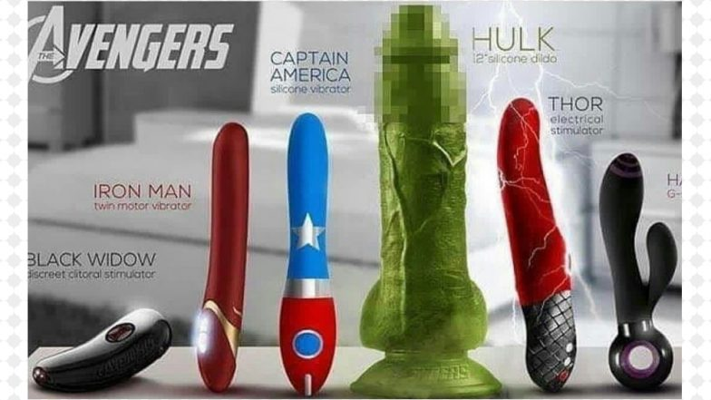 Avengers Sex Toys From Moan-lnir Dildo to Arse Reactor For Perfect 'Endgame' Pleasure in Your Bedroom!