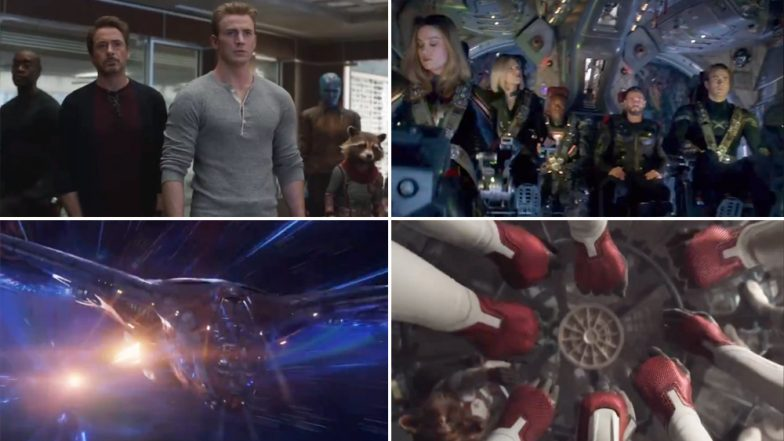Avengers: Endgame New TV Spot: 'This is the Fight of our Lives', Says Captain America and We're Pumped Up Already - Watch Video