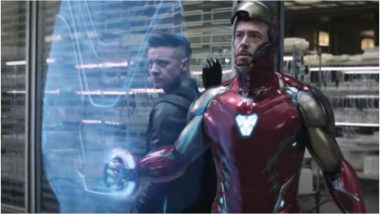 Avengers Endgame Box Office Collection Day 5: Robert Downey Jr. and Chris Hemsworth's Superhero Film Surpasses the Rs 200 Crore Mark in India, Rakes in Rs 215.80 Crore