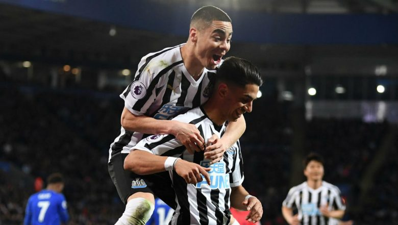 Leicester City 0 - 1 Newcastle United: Ayoze Perez Heads Newcastle Closer to Premier League Safety