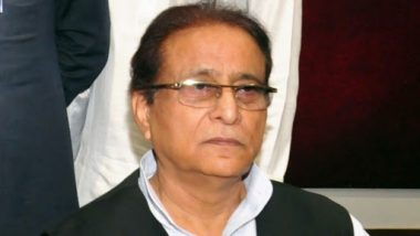 Azam Khan Booked for Stealing Goats After Buffalo and Books Theft Case