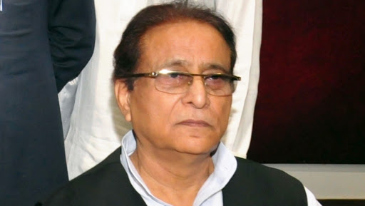 Azam Khan Banned From Campaigning For 72 Hours by Election Commission For Derogatory Jibe at Jaya Prada