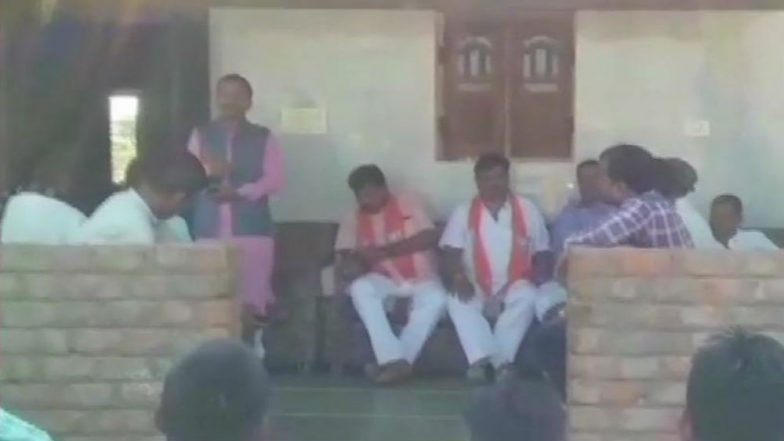 PM Narendra Modi Installed Cameras in Polling Booths, Will Know Who Votes For Congress, Threatens Gujarat BJP MLA Ramesh Katara