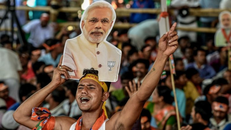IANS-CVoter Exit Poll Results For Gujarat: BJP Set To Win 22 Seats In State In Lok Sabha Elections 2019