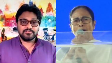 Babul Supriyo's Campaign Song Against TMC Hits Roadblock in West Bengal, EC Directs BJP to Withdraw it Ahead of Lok Sabha Elections 2019