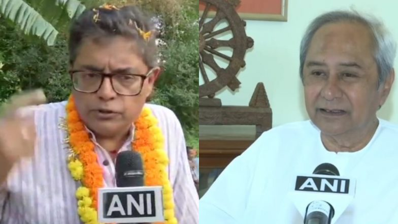 Baijayant Panda Reacts on Naveen Patnaik's Allegations, Says 'I'm Disappointed'
