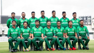 Bangladesh Cricket Board Forced to Change Team Jersey Design for ICC World Cup 2019