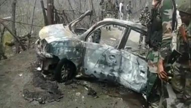 Kashmir Terror Attack: Suspect Terrorist Behind Abortive Bid to Target CRPF Convoy Arrested