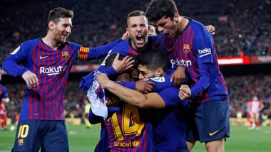 Celta Vigo vs Barcelona Live Streaming Online: How to Get Spanish La Liga 2018–19 Match Live Telecast on TV & Free Football Score Updates in Indian Time?