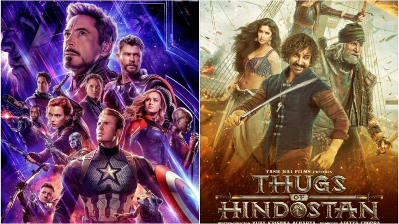 Avengers: Endgame BEATS Aamir Khan's Thugs of Hindostan to Sell the Costliest Ticket for Rs 2200