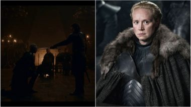 Game Of Thrones Season 8 Episode 2: Brienne Of Tarth Gets 'Knighted' by Jaime Lannister and Twitter Says Fu*K Gender Norms