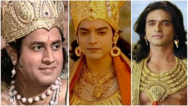 Rama Navami 2019: From Gurmeet Chaudhary to Ashish Sharma, TV Actors Who Played the Role of Lord Rama
