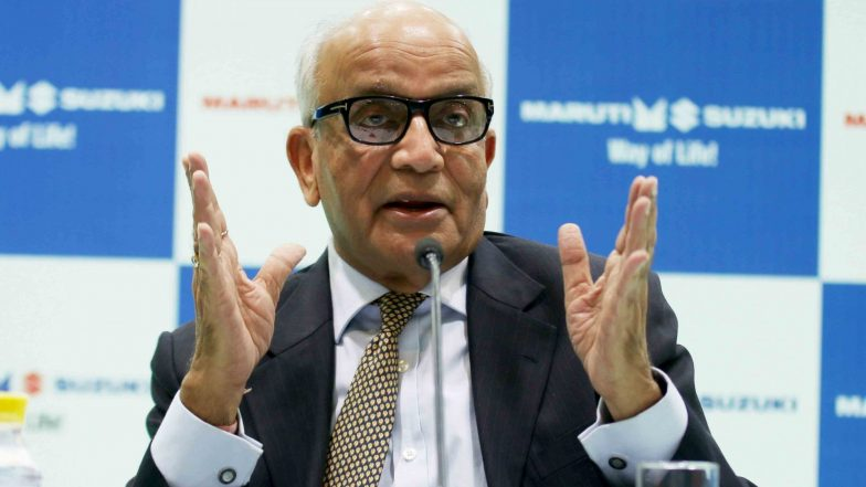 Maruti Suzuki Chairman RC Bhargava's Name Deleted from Voter List in Noida