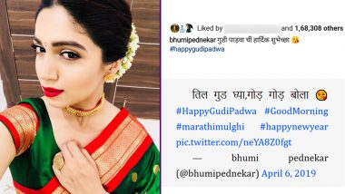 Giving Makar Sankranti Wishes on Gudi Padwa - Bhumi Pednekar, A 'Maharashtrian', Invites Merciless Trolls For Not Getting Her Basics Right