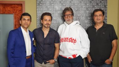 Amitabh Bachchan, Emraan Hashmi's 'Chehre' shoot wrapped four days prior to the planned date