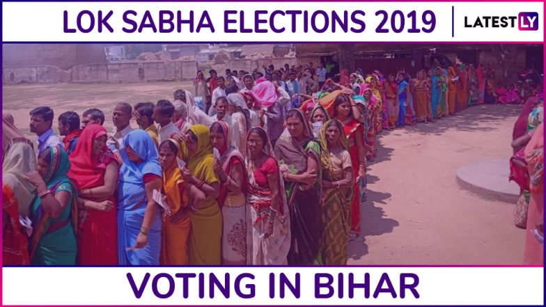 Bihar Lok Sabha Elections 2019: Voting Ends in Jhanjharpur, Supaul, Araria, Madhepura, and Khagaria Constituencies, 59.97% Voter Turnout Recorded