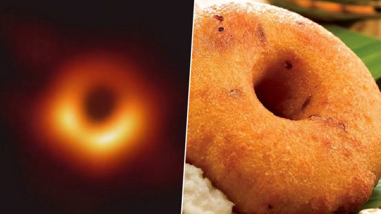 The First Image of Black Hole Gets Welcomed With Funniest Memes and Jokes on the Internet, Check Hilarious Tweets