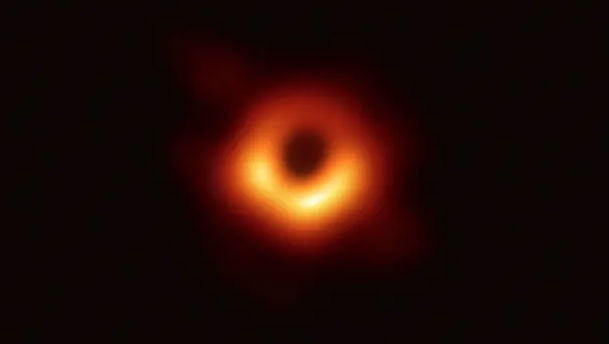 Black Hole Picture Released For The First Time by Astronomers, See Photo