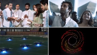 Brahmastra Logo Reveal Making Video: Ranbir Kapoor and Alia Bhatt Talk About the Journey of Their Fantasy Film