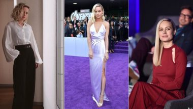 Brie Larson's Pristine Vogue During The Promotions Of Avengers: Endgame Is Totally Worth Talking About! View Pics