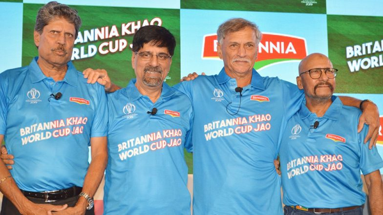 Britannia Khao, World Cup Jao Campaign Is Back As the Indian Company Ties Up With ICC to Bring Back Their Old Advertising Campaign for Cricket World Cup 2019