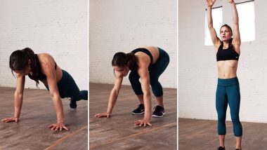 How to Lose Weight (Tip #3): Start Doing Burpee Exercise for Fat Loss