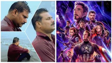Avengers Endgame: CID Fame Daya's Funny Memes Resurface as Fans Cannot Contain Their Emotions After Watching Marvel Movie- Read Tweets