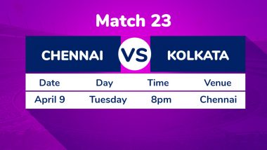CSK vs KKR, IPL 2019 Match 23 Preview: Battle Royale on Cards As Kolkata Knight Riders Take On Chennai Super Kings