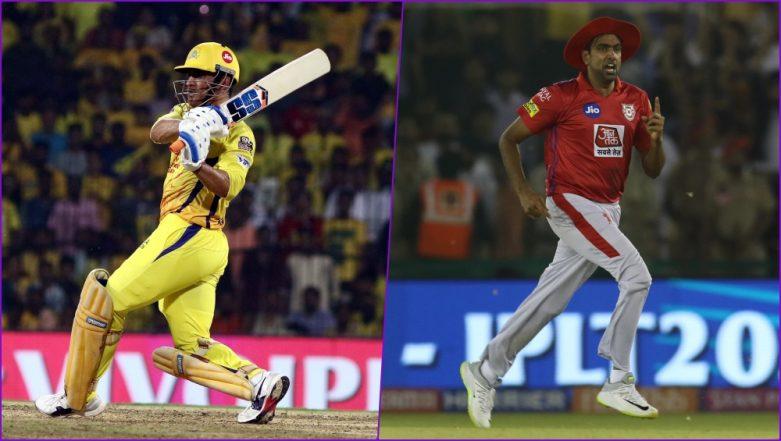 CSK vs KXIP Head-to-Head Record: Ahead of IPL 2019 Clash, Here Are Match Results of Last 5 Chennai Super Kings vs Kings XI Punjab Encounters!