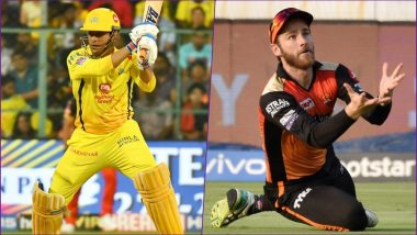 CSK vs SRH Head-to-Head Record: Ahead of IPL 2019 Clash, Here Are Match Results of Last 5 Chennai Super Kings vs Sunrisers Hyderabad Encounters!