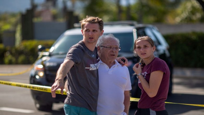 California Synagogue Shooting: 1 Killed, 3 Injured as 19-Year-Old Fires Indiscriminately, Donald Trump Condoles Demise