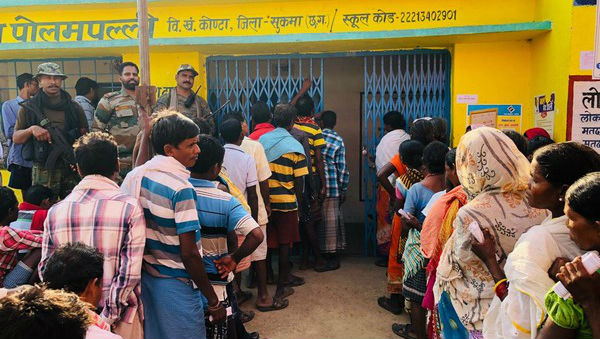 Chhattisgarh Lok Sabha Elections 2019: 14 Per Cent Turnout Till 9.30 AM