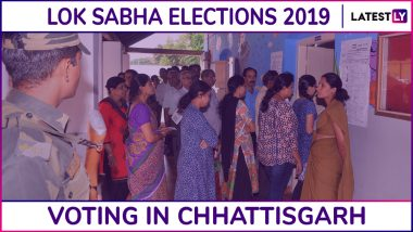 Chhattisgarh Lok Sabha Elections 2019: Voting Ends, Bastar Records 66% Polling