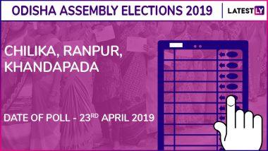 Chilika, Ranpur, Khandapada Assembly Elections 2019 Results in Odisha: BJD Wins All 3 Seats