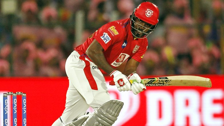 Chris Gayle's Injury During MI vs KXIP IPL 2019 Match Leaves Ravichandran Ashwin Worried