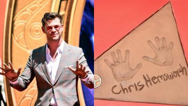 Did Chris Hemsworth Aka Thor Forget His Spelling? Netizens Are Flipping Out As He Misses A 'T'!