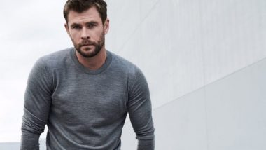 Chris Hemsworth to Reach India on October 20 to Shoot for Netflix Movie 'Dhaka'
